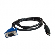 USB 3.1 Type C Male - VGA Female